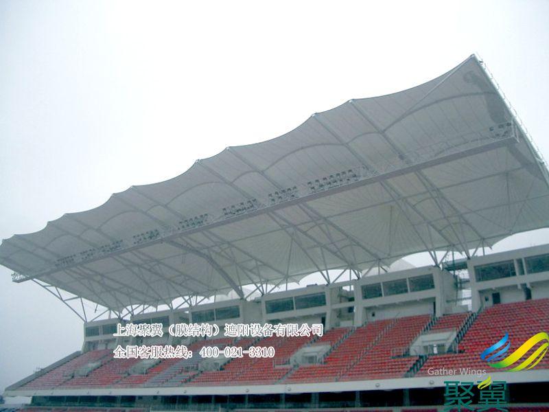 常州膜结构雨棚,遮阳膜结构雨棚,膜结构雨棚
