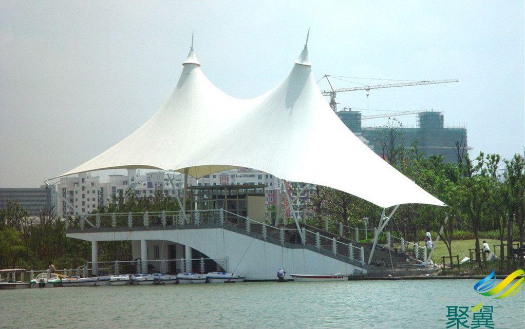上海景观张拉膜结构_张拉膜品质保证_造型优美