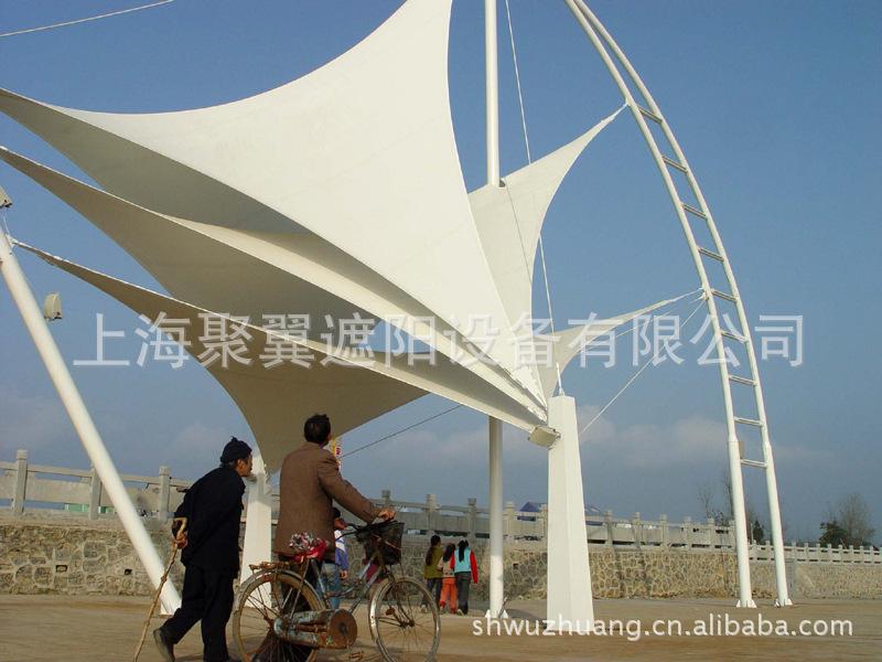 上海景观膜结构厂家|园林景观定制、免费上门测量