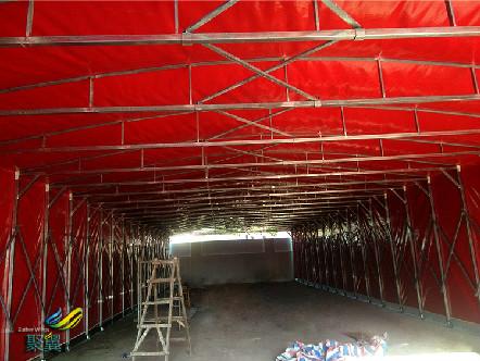 推拉篷用途广泛-推拉篷颜色各异-欧洲防火标准