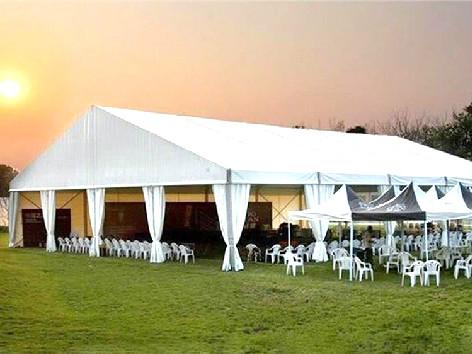 膜结构篷房造型-膜结构篷房存储空间大