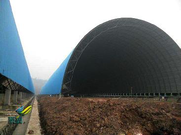 山西省煤矿膜布棚防风防火防污染,山西省煤矿膜布棚环保