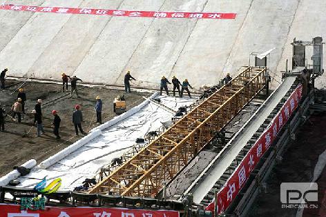 山西煤场膜结构盖煤膜-山西煤场膜结构运煤膜,专用膜结构