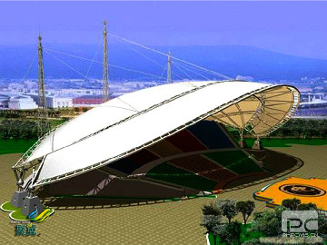 膜结构体育馆应用普遍性*膜结构体育馆相关案列