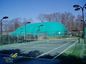 充气膜结构防雾霾利器 -充气膜结构节能环保