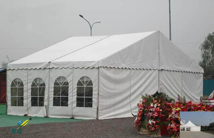 浙江租赁大型庆典体育活动户外帐篷篷房厂家图片