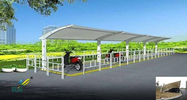 宁波安装膜结构汽车停车棚图纸工程厂家施工方案