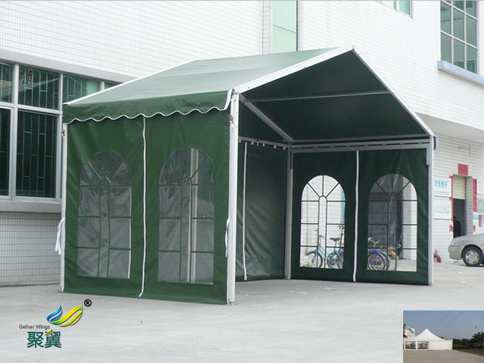 绍兴膜结构大型婚庆户外车展帐篷防风篷房厂家施工方案