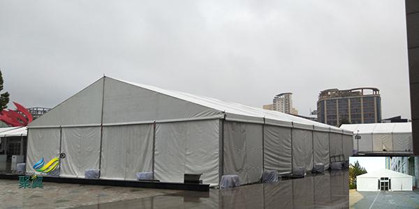广东婚庆膜结构租赁户外大型庆典活动体育帐篷篷房定制设