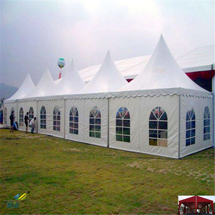 常州膜结构车展制造婚礼临时仓库篷帐篷房生产厂家图片