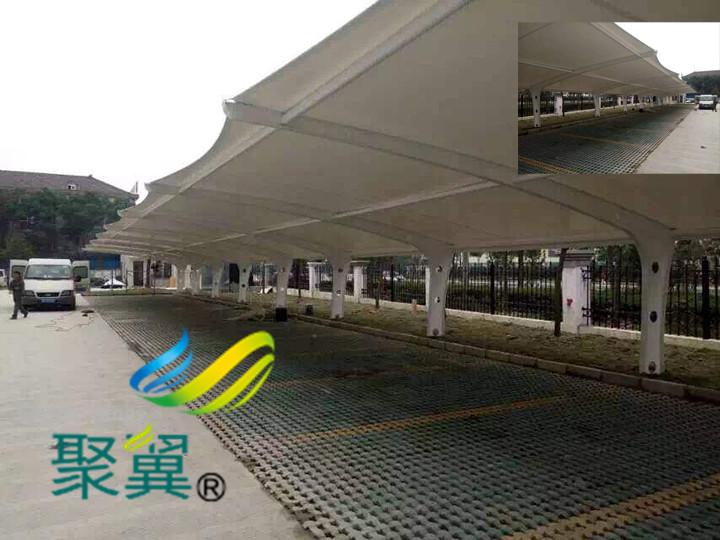 江浙沪膜结构车棚汽车停车棚质量|提供免费安装服务